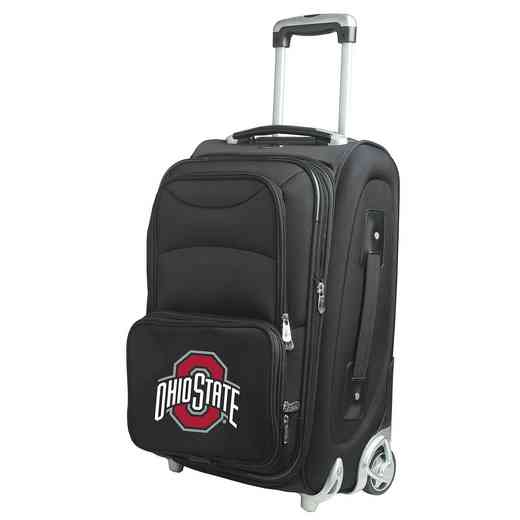 CLOSL203: NCAA Ohio St Univ Buckeyes  Carry-On  Rllng Sftsd Nyln